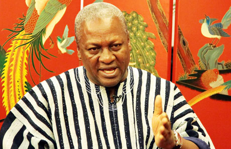 Exclusive interview with Ghanaian VP