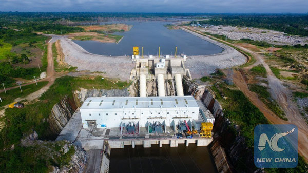 Chinese-built hydropower plant delivers genuine benefits to Cote d'Ivoire