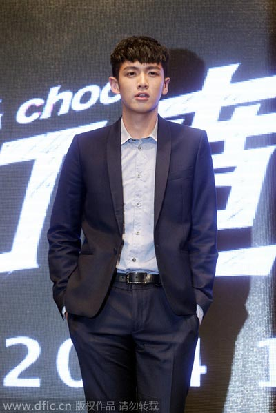 Actor Kai Ko released from custody after drug arrest ...   400 x 599 jpeg 39kB