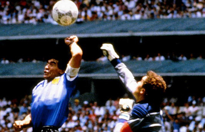 Classic goals in World Cup history
