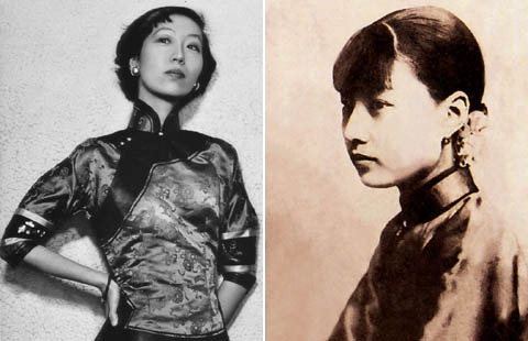 Legendary Chinese women in the early 20th century