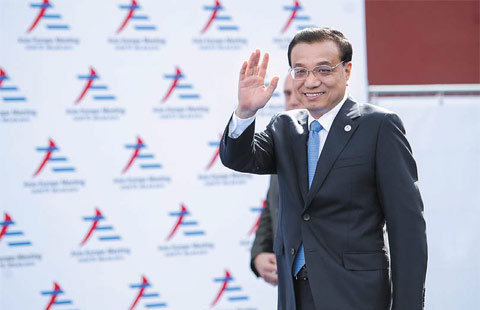 Premier Li attends 10th Asia-Europe Meeting