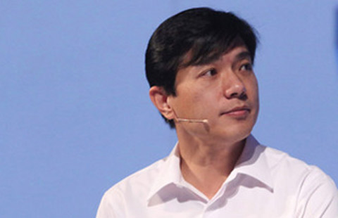 Top 10 richest Chinese in 2014