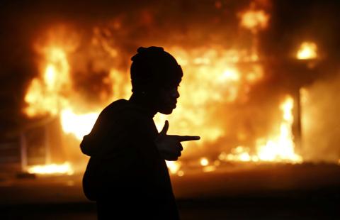 Ferguson protests continue across US