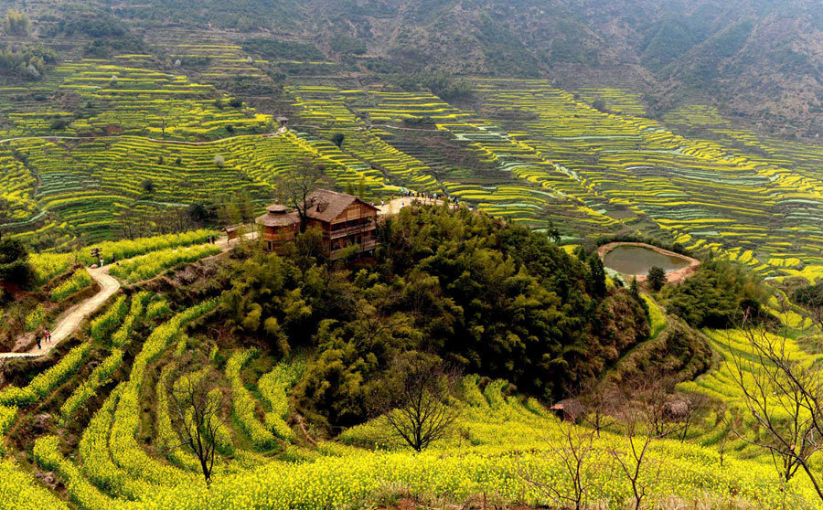 10 destinations for a Qingming outing