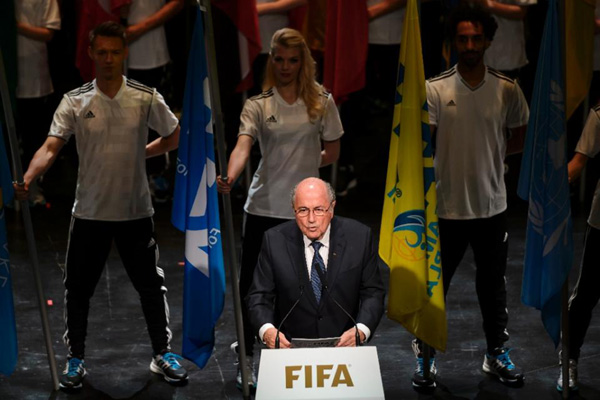 Blatter warns of 'more bad news' for tainted FIFA