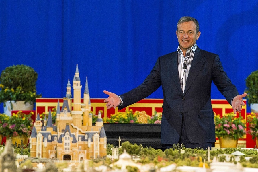 Disney unveils attractions at planned resort in Shanghai