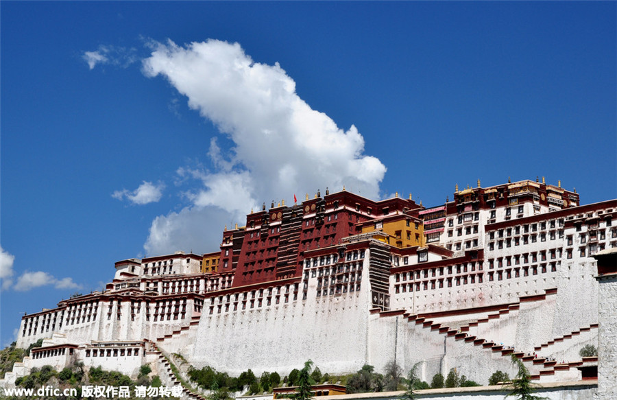 Top 10 Places To Visit In Tibet Photos Chinadaily Com Cn