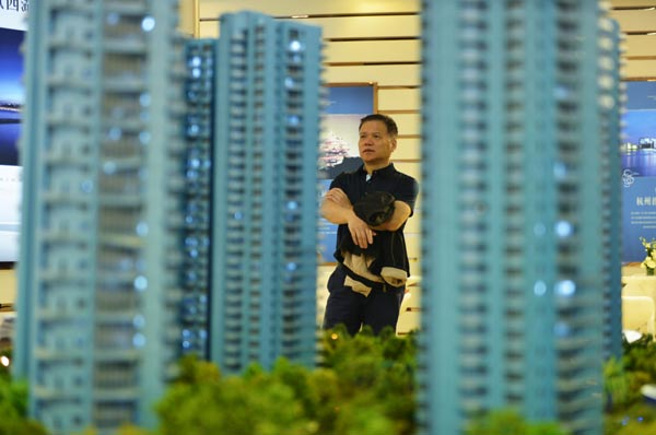 Property investment rules eased