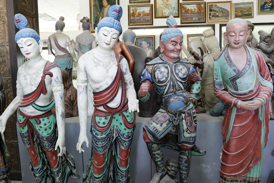 Dunhuang heritage still alive in new age