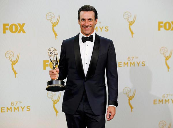 Stars arrive at the 67th Primetime Emmy Awards