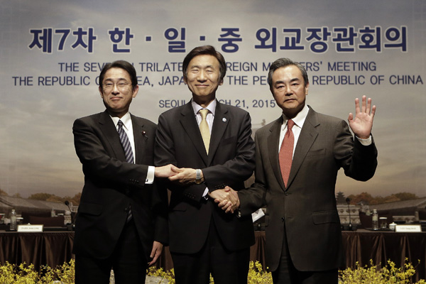 China, ROK and Japan set date for key summit