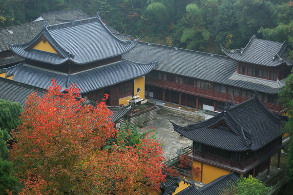 Chinese Buddhism's birthplace remains a place of pilgrimage