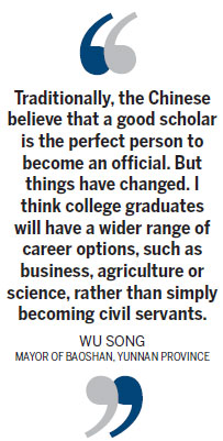 Jumping off the gravy train