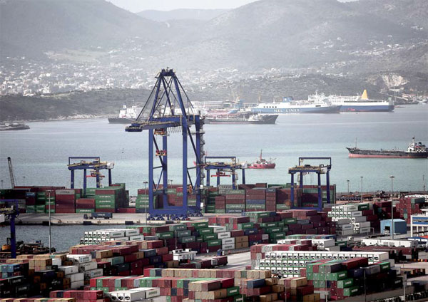 COSCO Piraeus bid back on track  <!-- ab 19990225 -->Business<!-- ae